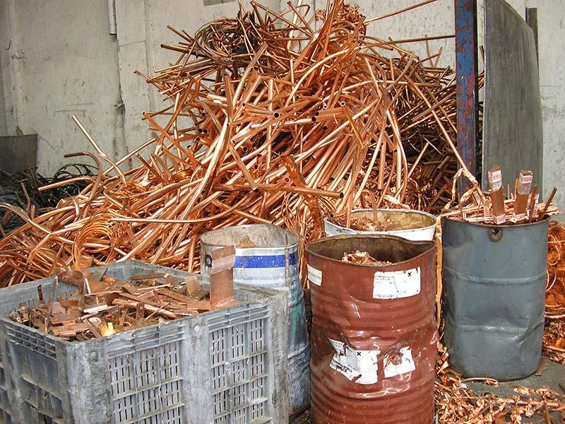 compra y reciclaje chatarra madrid