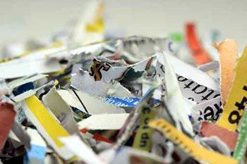 Reciclaje Papel Madrid