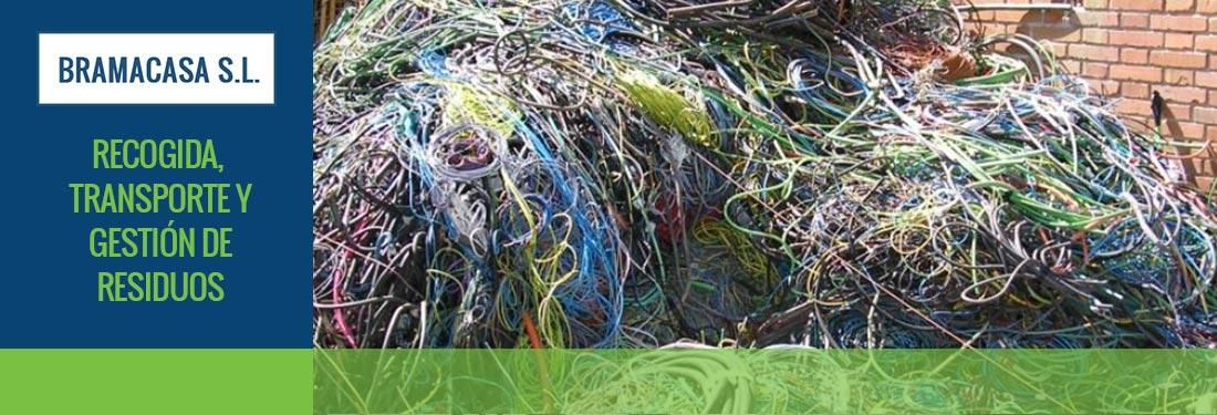 recogida, transporte y reciclaje de residuos