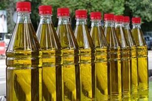 embotellado para la recogida de aceite Madrid