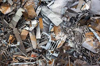 reciclaje chatarra Madrid