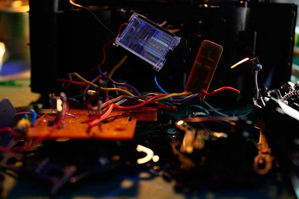 reciclaje de residuos electrónicos en Madrid